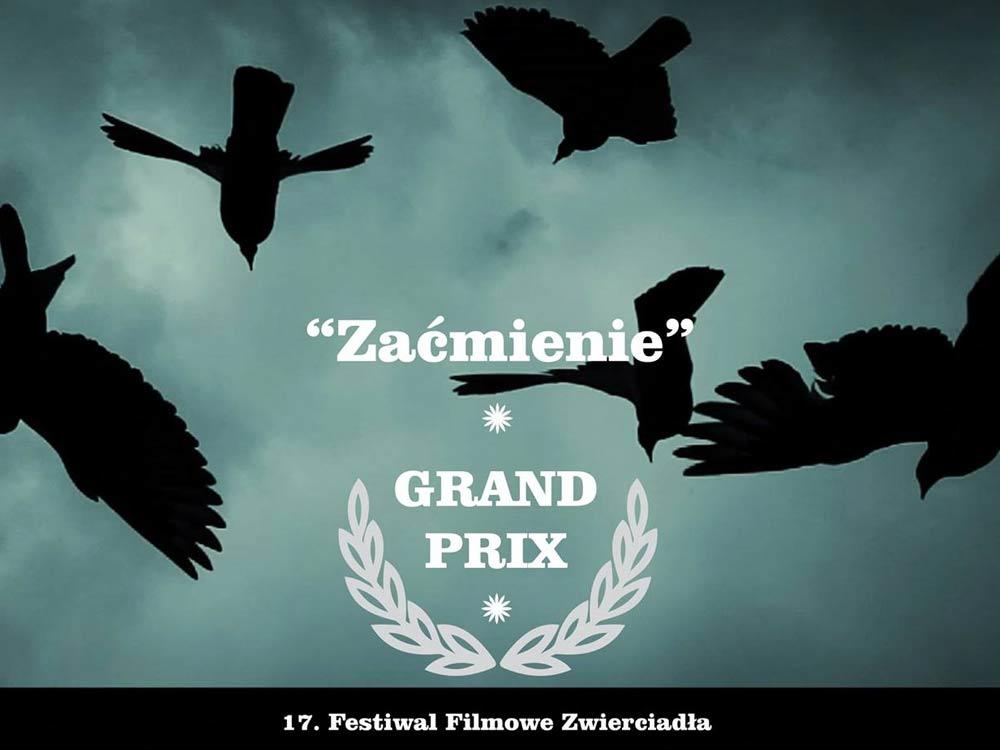 """Grand Prix dla filmu """"Zaćmienie"""""""