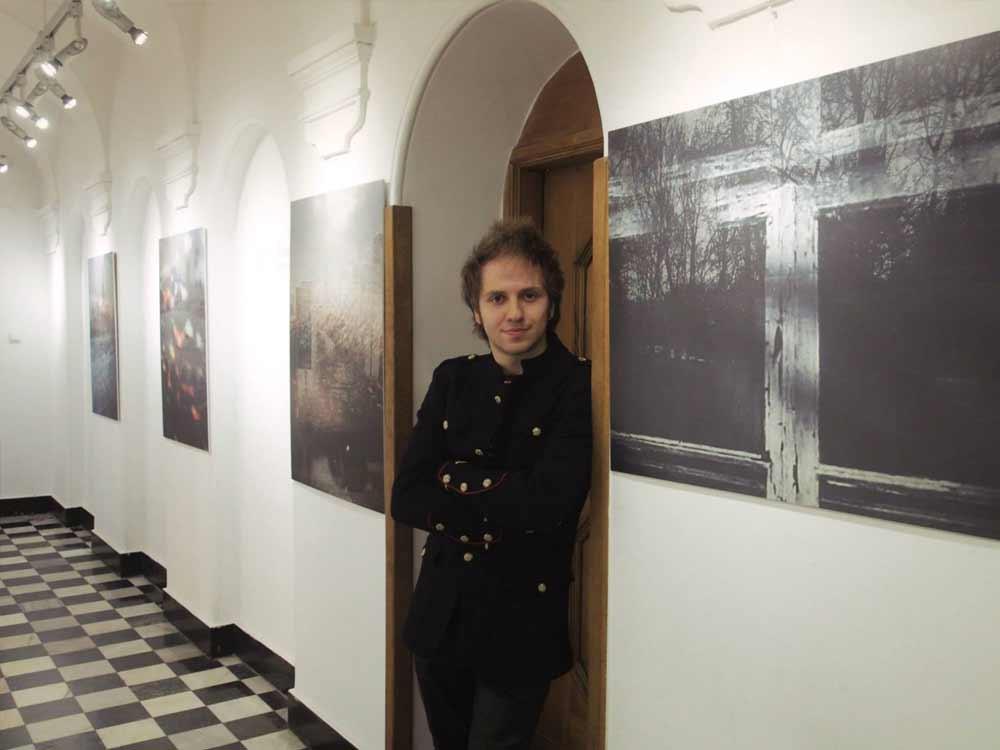 """na wystawie indywidualnej """"Pokój z widokiem"""" - Warszawski Festiwal Fotografii Artystycznej"""