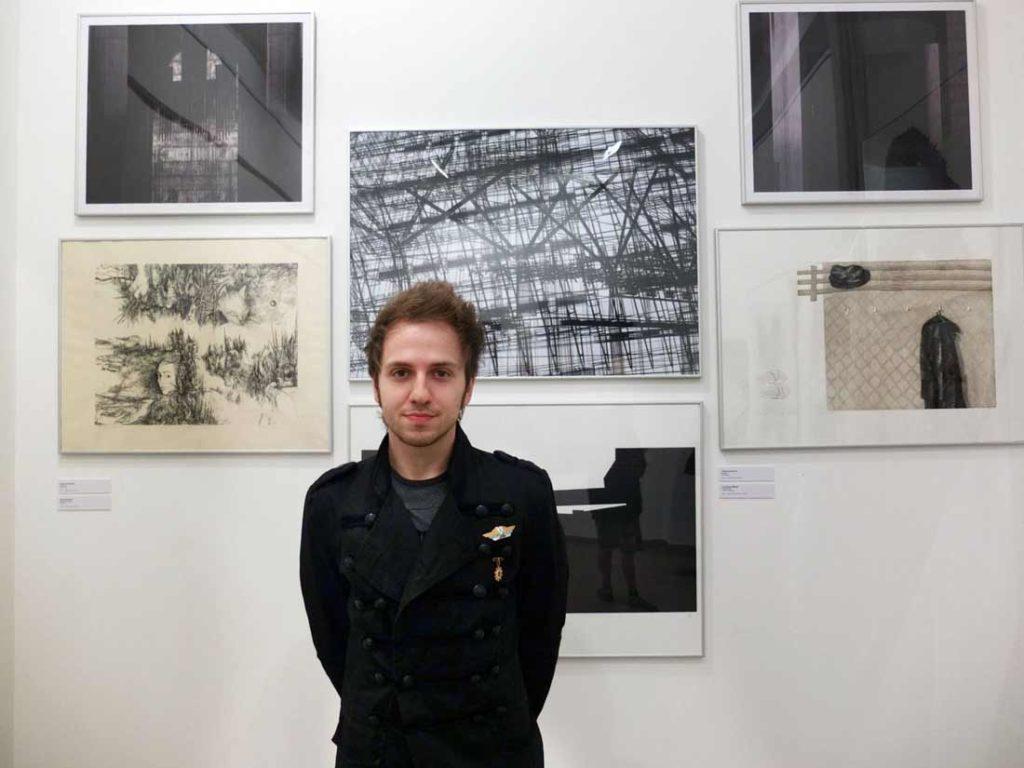 Na wystawie pokonkursowej Grafika Warszawska