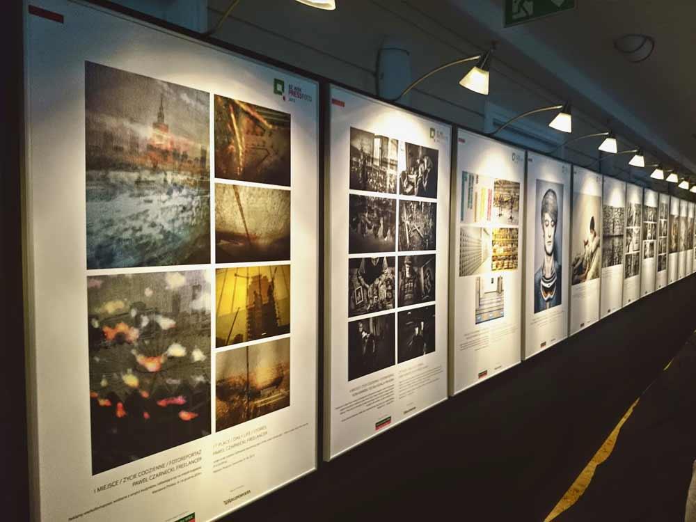 Wystawa zdjęć laureatów WBK Press Photo 2015
