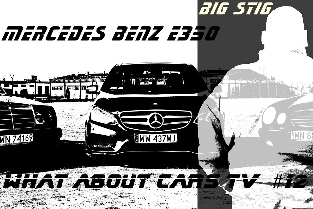 Mercedes E350 BlueTEC