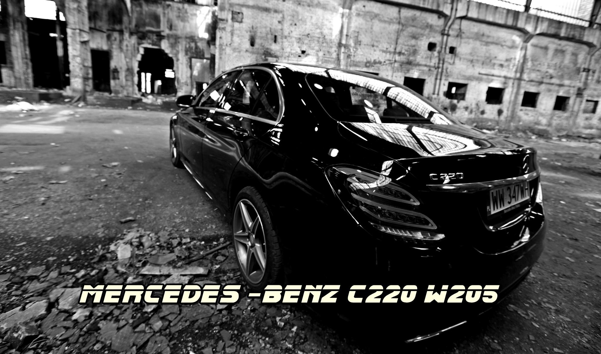 Mercedes C220 BlueTEC Test