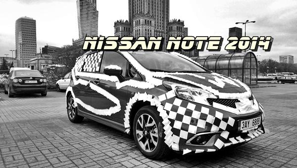 Nissan Note Test